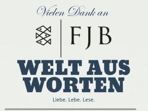 Vielen Dank an Fischer FJB Verlag